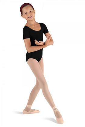 Bloch Cap Sleeve Leotard Black