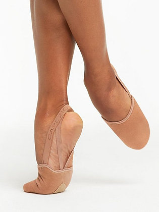 Capezio Canvas Half Sole