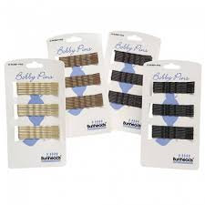 Double Coated Metal Bobby Pins