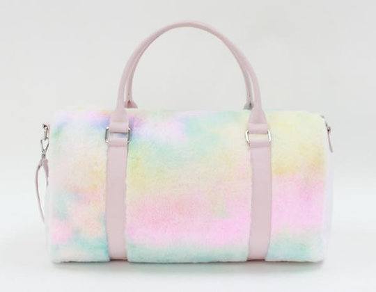 American Jewel Cotton Candy Duffle