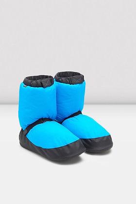 Bloch Warm-Up Bootie Blue