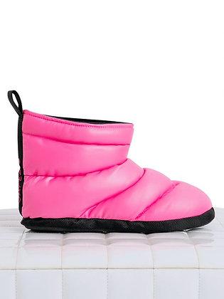 Capezio Hot Pink Warm Up Bootie