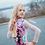 Thumbnail: Soel Fashion Jolie Leotard Muave