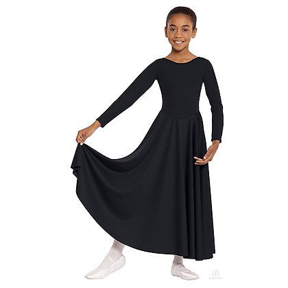 Eurotard 13524c Simplicity Dress Child