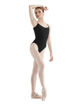 Bloch Cami Black Leotard