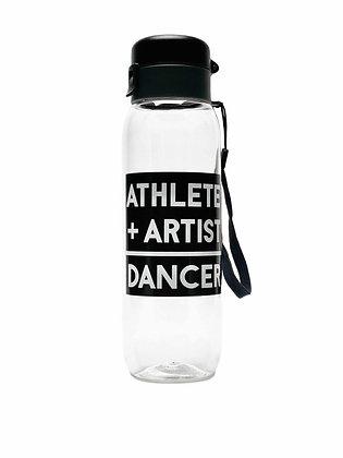 Athlete Artist Bottle, Black