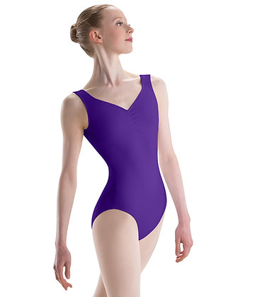 Motionwear 2201Pinch Front Sweetheart Leo