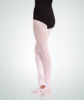 Body Wrappers A81 Value TotalSTRETCH® Convertible Tights