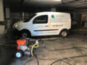 grupo serma limpieza de garajes