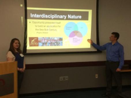 Salisbury University students win design contest for app development