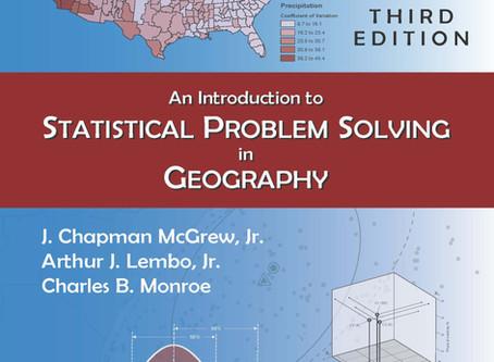 Free Online Quantitative Geography Course