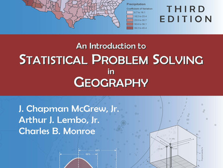 Free Online Quantitative Geography Course