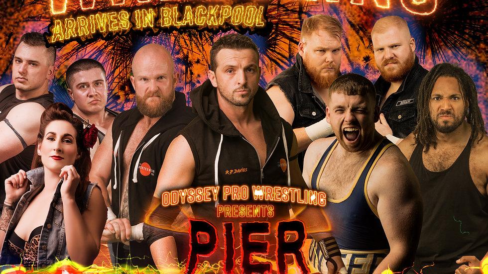 Pier Fear VIP Ticket