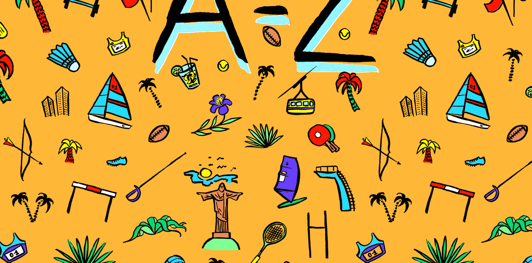The Olympics A to Z