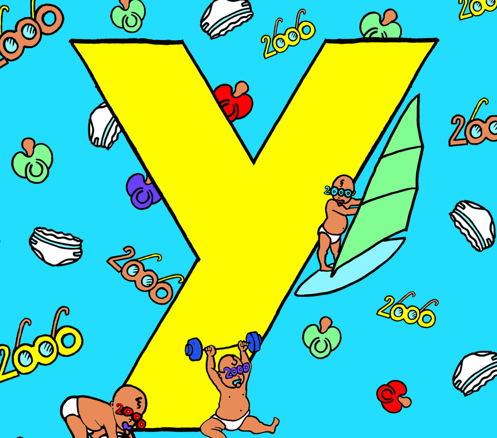 The Olympics A to Z — Y