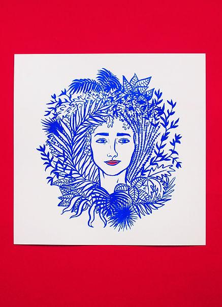 Risograph print — Mamlok Art