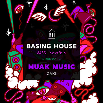 Basing House Mix Series Instagram weekly post