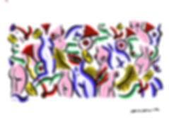 Spring jigsaw