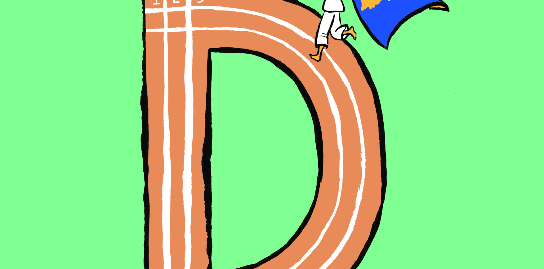 The Olympics A to Z — D