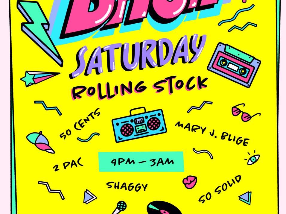 Ditch Saturday