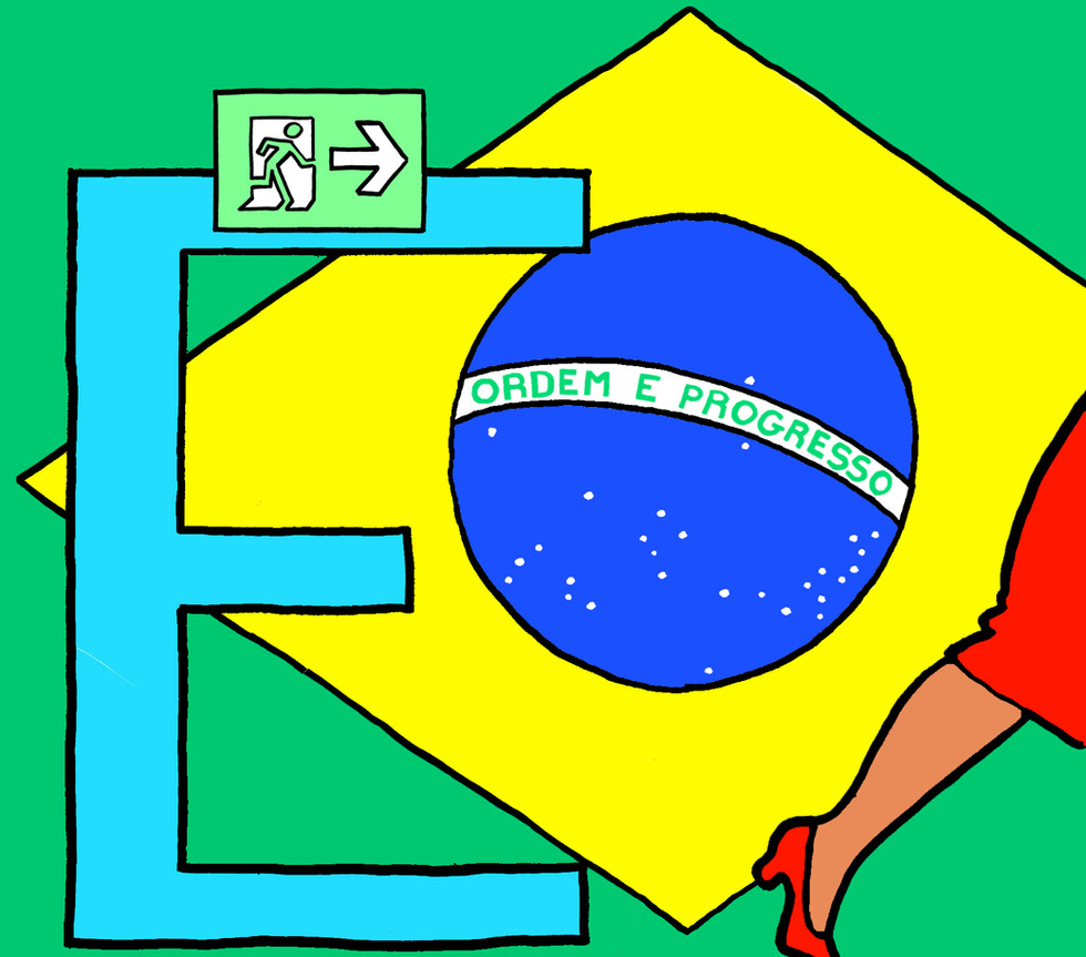 The Olympics A to Z — E