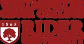 Westminister Choir College Rider U logo.