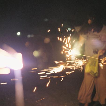 花火の写真