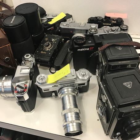 カメラ続々入荷中