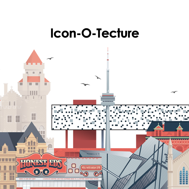 The Icon-O-Tecture Collection