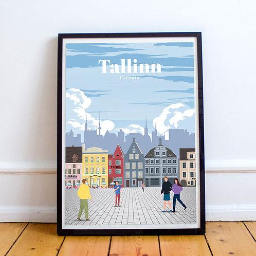 Tallinn Print