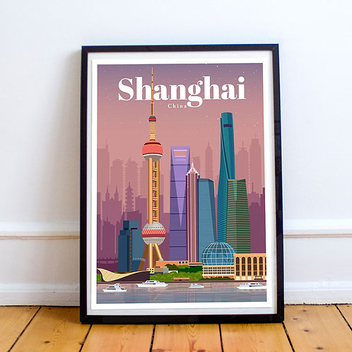 Shanghai Print