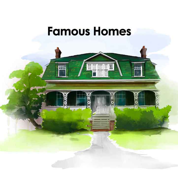 Famous Homes of Toronto Collection