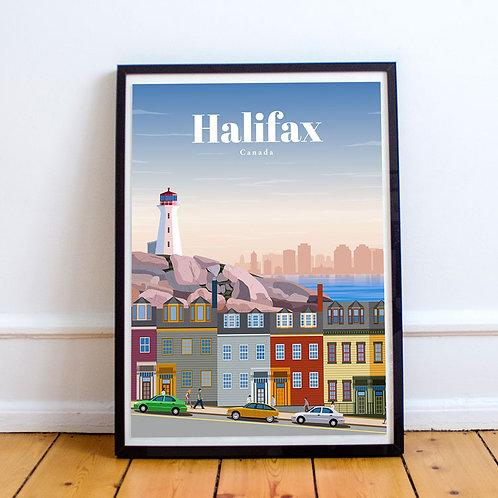 Halifax Print
