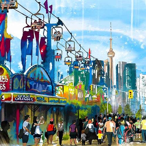 The CNE Fair