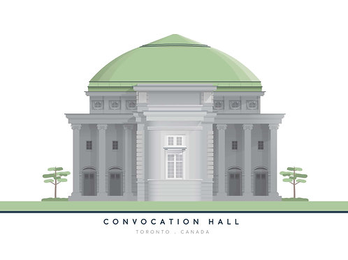 Convocation Hall -University of Toronto