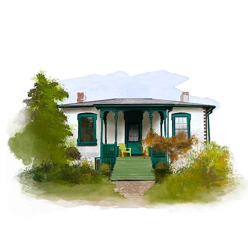 john cox cottage