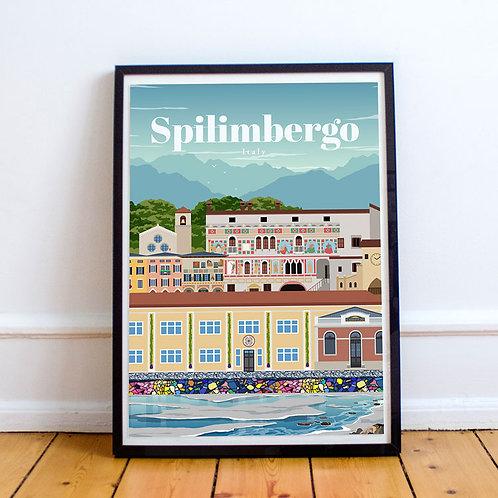 Spilimbergo Print