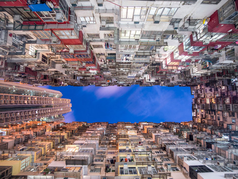 Find your personal space -search for an apartment in China