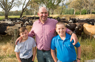 Kiewa Country Milk shows its commitment to local quality