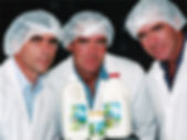 Wayne, Peter and David Mulcahy
