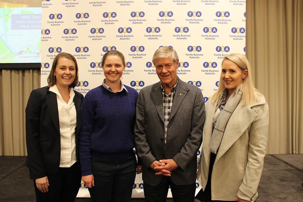 BFO Next Gen and Kyvalley Dairy Group Next Gen with David Parkin