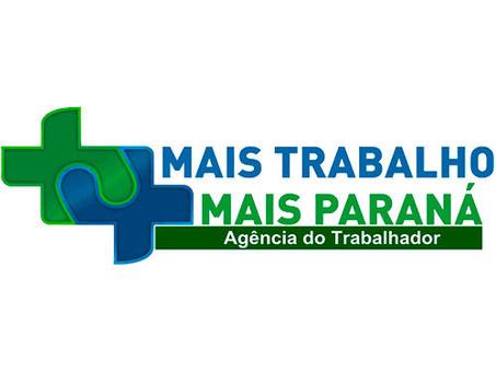 Vagas disponíveis na Agência do Trabalhador de Foz do Iguaçu
