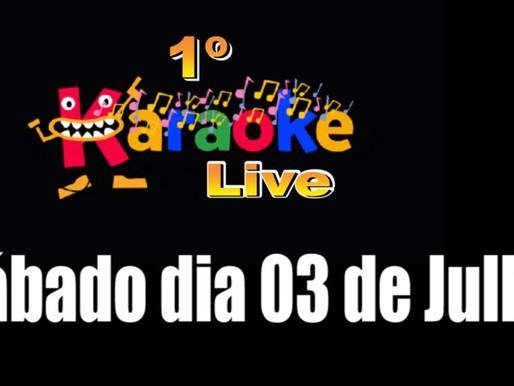Capitão Grisalho e Alzano Alves promovem 1º Karaokê Live, em Foz do Iguaçu