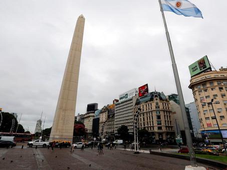 Argentina registra recorde diário de infecções e mortes pela covid-19