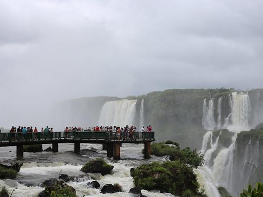 Estatísticas apontam retomada da visitação nos atrativos de Foz do Iguaçu