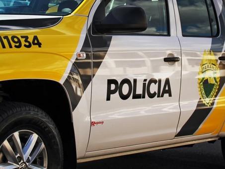 POLICIA MILITAR PRENDE AUTORESDE FURTO EM MEDIANEIRA