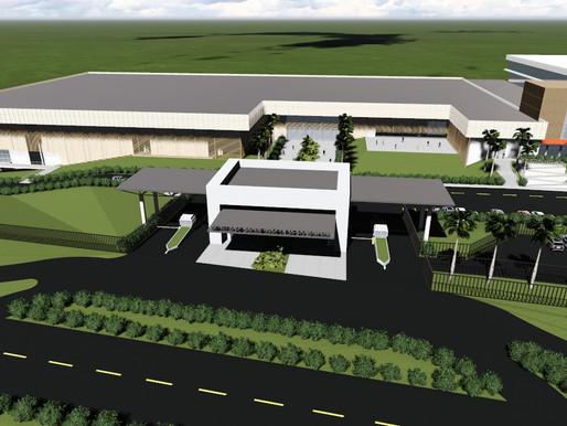 Edital para concessão do Centro de Convenções irá transformar local em complexo de atrativos