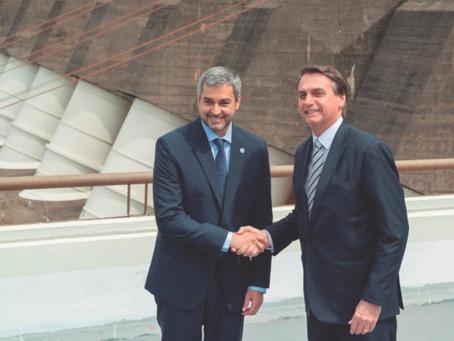Bolsonaro e Marito vão estar em Foz no dia 1º para reunião de trabalho