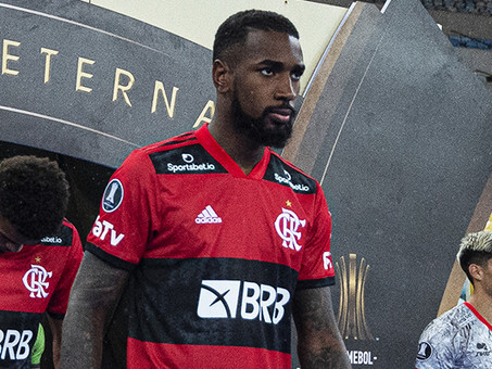 Flamengo confirma venda de Gerson ao Olympique de Marselha