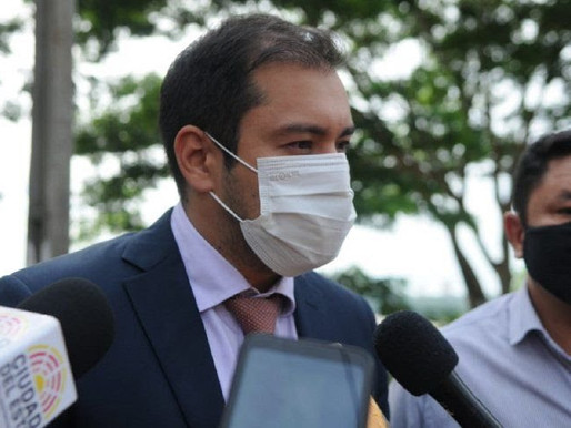 Miguel Prieto renunciou ao cargo de prefeito de Ciudad del Este e buscará sua reeleição